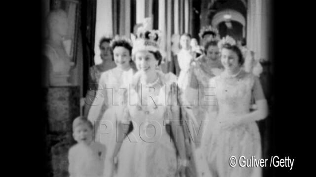 60 de ani in care coroana i-a definit viata. Transformarea in imagini a Reginei Elisabeta a II-a - Imaginea 1