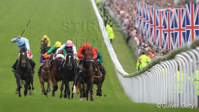 Jubileul de diamant al Reginei Elisabeta a II-a, deschis cu traditionalul derby de la Epsom. Video - Imaginea 4