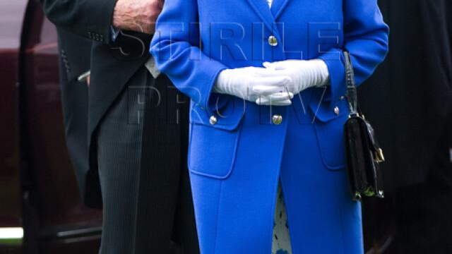 Jubileul de diamant al Reginei Elisabeta a II-a, deschis cu traditionalul derby de la Epsom. Video - Imaginea 2