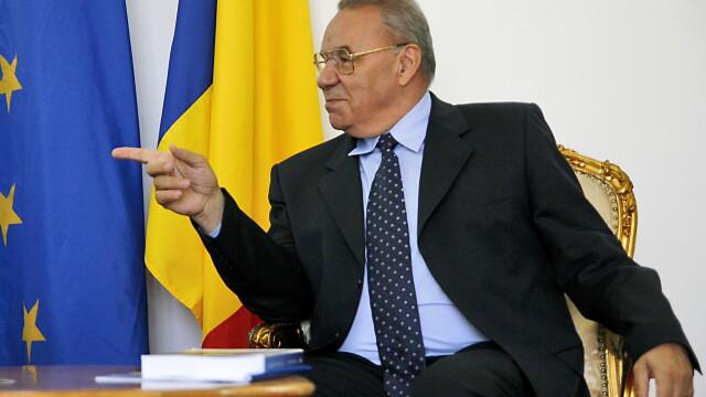 Andrei Marga n-a mai asteptat sa vada daca va fi revocat: a demisionat din functia de presedinte ICR