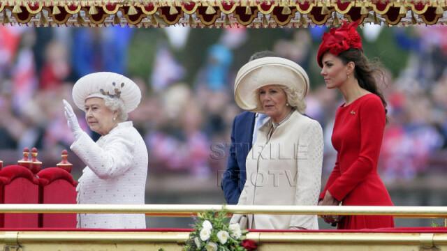 Jubileul de Diamant al Reginei: 10000 de oameni prezenti la picnicul de la Palatul Buckingham - Imaginea 6