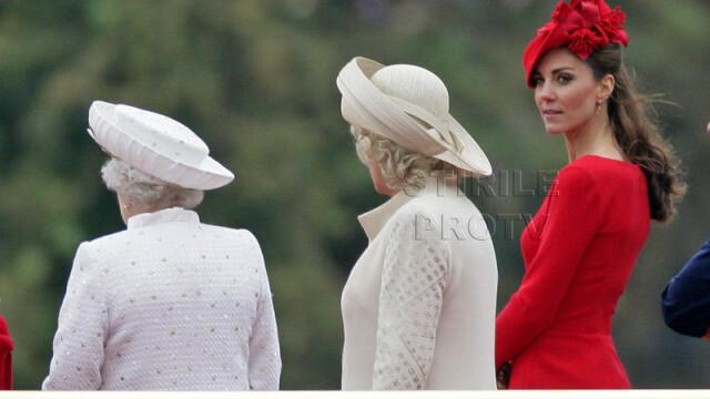 Jubileul de Diamant al Reginei: 10000 de oameni prezenti la picnicul de la Palatul Buckingham - Imaginea 2