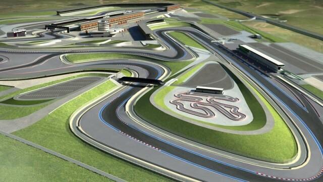 Circuit de Formula 1 la Cluj? Un clujean a atras atentia marilor case de arhitectura sportiva - Imaginea 1