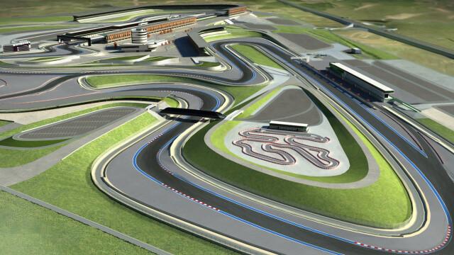 Circuit de Formula 1 la Cluj? Un clujean a atras atentia marilor case de arhitectura sportiva - Imaginea 2