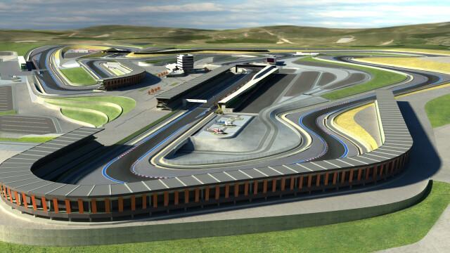 Circuit de Formula 1 la Cluj? Un clujean a atras atentia marilor case de arhitectura sportiva - Imaginea 3
