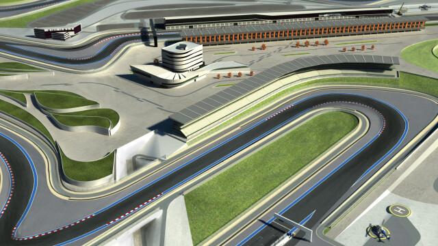 Circuit de Formula 1 la Cluj? Un clujean a atras atentia marilor case de arhitectura sportiva - Imaginea 4