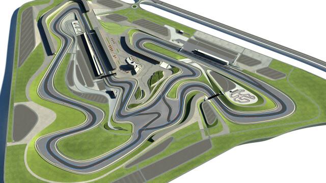 Circuit de Formula 1 la Cluj? Un clujean a atras atentia marilor case de arhitectura sportiva - Imaginea 5