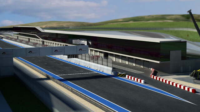Circuit de Formula 1 la Cluj? Un clujean a atras atentia marilor case de arhitectura sportiva - Imaginea 7