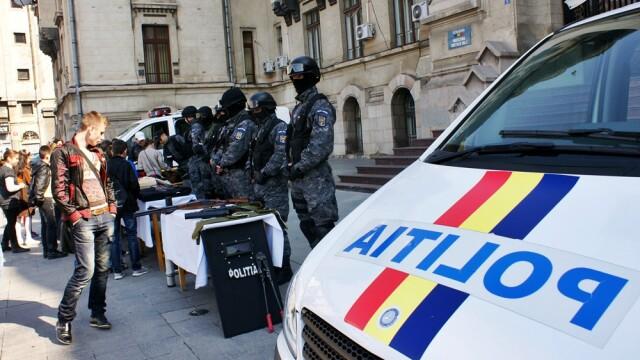 O noua descindere a politistilor la Universitatea Bioterra, implicata intr-un scandal de coruptie