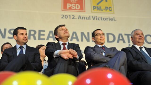 USL: Liste separate la europarlamentare pe program comun al Uniunii, echipa mixta la prezidentiale