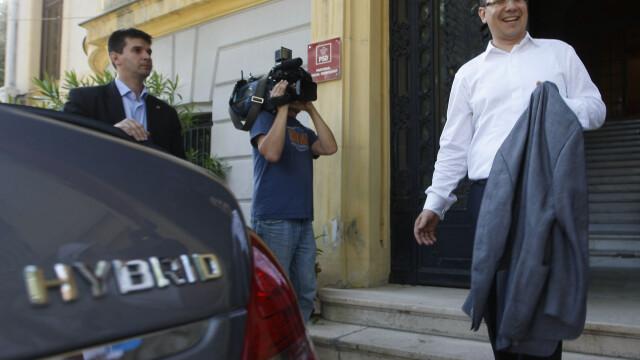 Victor Ponta: In mod sigur ma vad si eu cu reprezentantii Comisiei de la Venetia