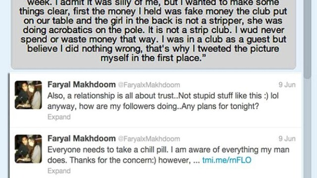 Fostul campion mondial la box, Amir Khan, s-a dezamagit fanii si logodnica pe Twitter. FOTO - Imaginea 2