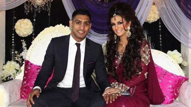 Fostul campion mondial la box, Amir Khan, s-a dezamagit fanii si logodnica pe Twitter. FOTO - Imaginea 3