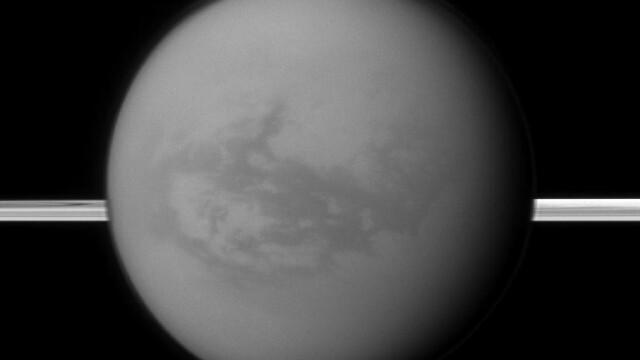 NASA a descoperit metan pe cel mai mare satelit natural al lui Saturn