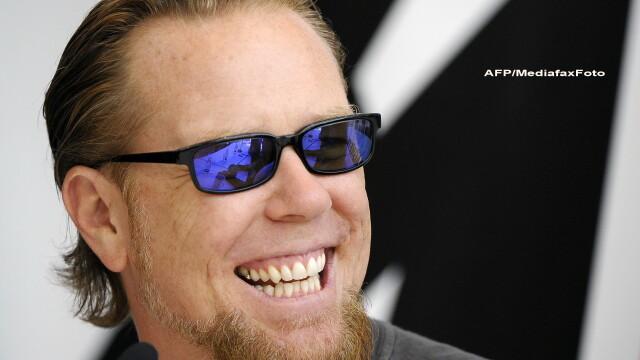 Jasmes Hetfield | Metallica
