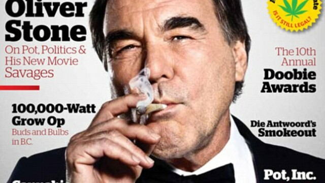 Oliver Stone joint