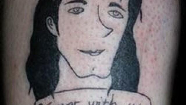 Cele mai jenante tatuaje din lume. Galerie FOTO