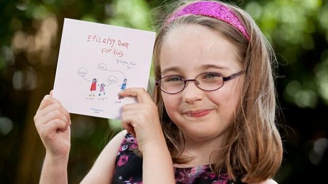 Succes incredibil, la numai 7 ani. O fetita a devenit cea mai tanara scriitoare britanica