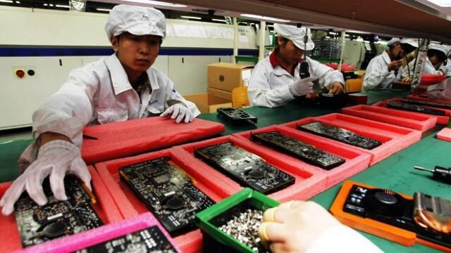 Foxconn, Apple, China