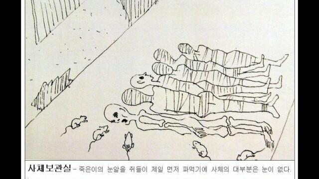 Imagini tulburatoare din lagarele Nord-Coreene realizate de un supravietuitor - Imaginea 1