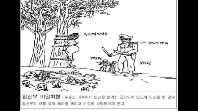 Imagini tulburatoare din lagarele Nord-Coreene realizate de un supravietuitor - Imaginea 5