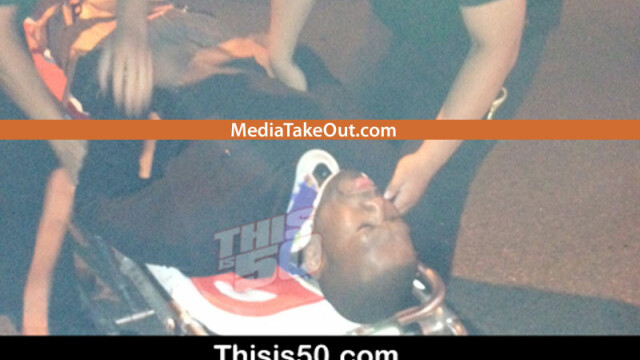 50 Cent, implicat intr-un grav accident de circulatie. A fost transportat de urgenta la spital. FOTO - Imaginea 2