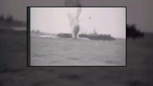Epava unui hidroavion scufundat in timpul celui de-Al Doilea Razboi Mondial,descoperita la Constanta