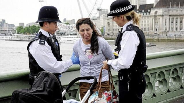 Politia londoneza a arestat 12 romani care pacaleau turistii cu jocul alba-neagra. GALERIE FOTO - Imaginea 5