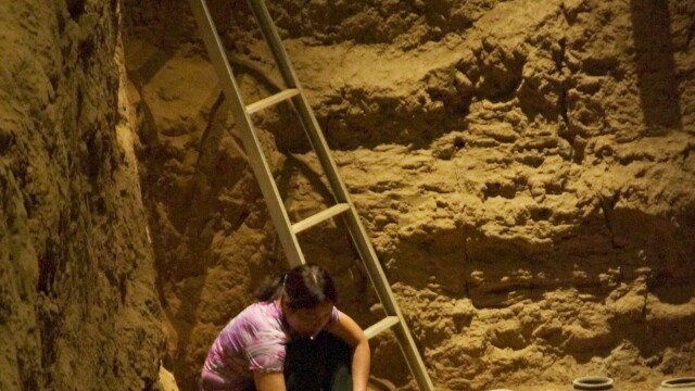 arheologi, china