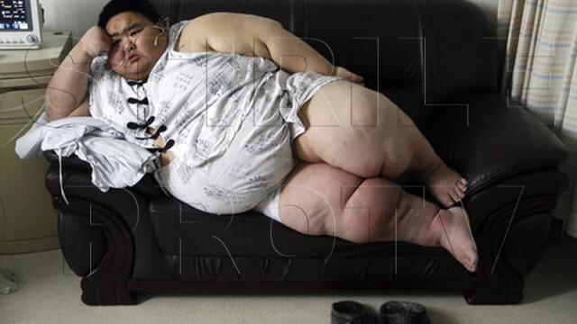 Cel mai gras om din China