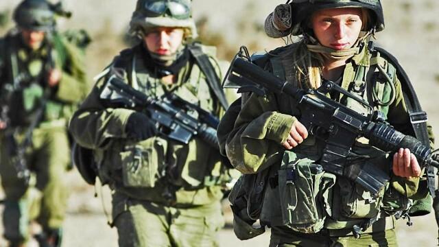 Tinere din armata israeliana, pedepsite pentru fotografiile publicate pe Facebook