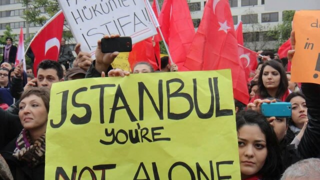 Proteste Turcia