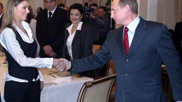Putin si Kabayeva