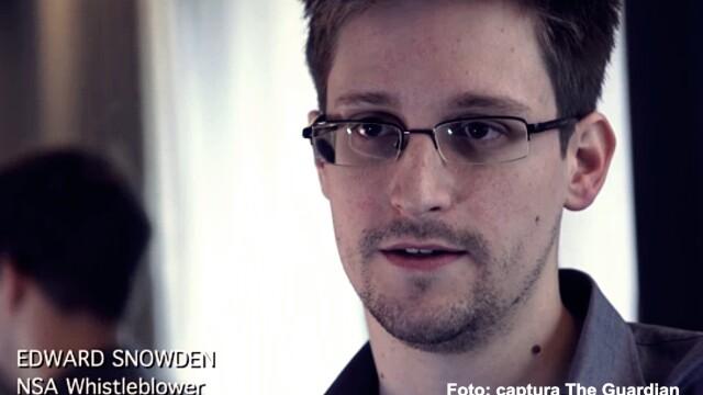 Edward Snowden afirma ca va ramane in Hong Kong, promitand noi dezvaluiri \