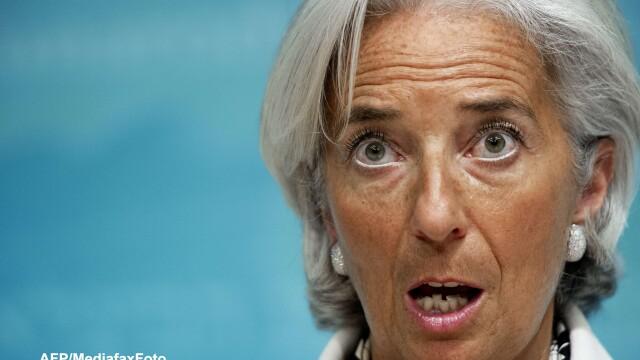 Sefa FMI a fost pusa sub acuzare de catre instanta franceza. Christine Lagarde nu vrea sa demisioneze