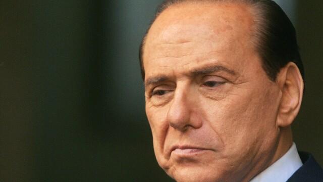 Silvio Berlusconi va cere gratierea prezidentiala:\