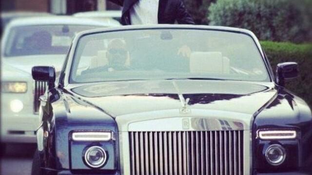Ce numar de inmatriculare si-a pus tanarul din Marea Britanie care, la 18 ani, are un Rolls Royce