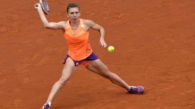 Numeroasele fețe ale Simonei Halep. Sports Illustrated: Romanca e cea mai gratioasa jucatoare de la Roland Garros - Imaginea 1