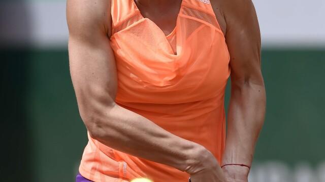 Numeroasele fețe ale Simonei Halep. Sports Illustrated: Romanca e cea mai gratioasa jucatoare de la Roland Garros - Imaginea 4