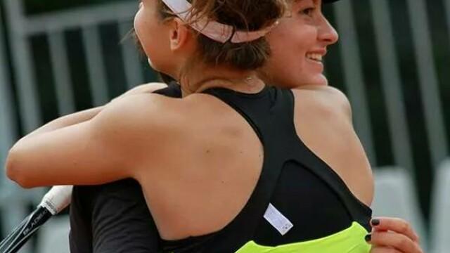 Doua romance joaca finala Roland Garros la dublu. Cine sunt junioarele care calca pe urmele Simonei Halep