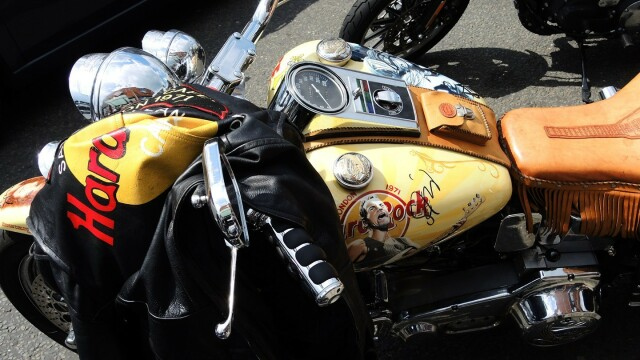 Harley Davidson - 1