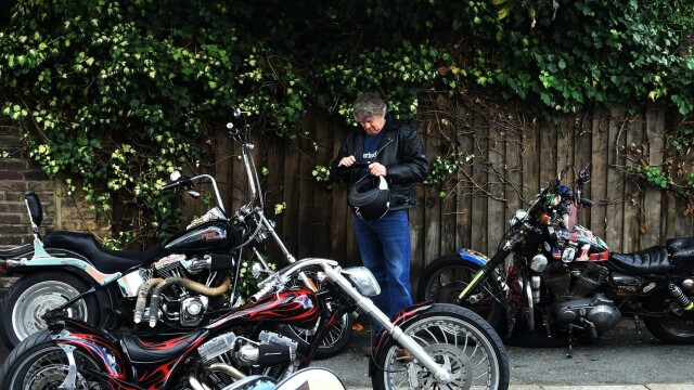 Harley Davidson - 17