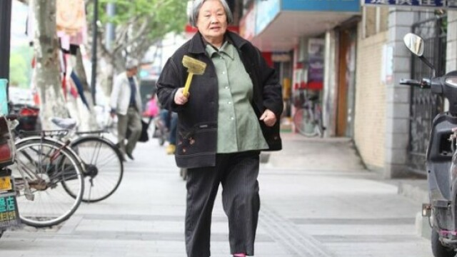 Misiunea ciudata a unei femei din China. Cum arata cea care omoara pana la 1.000 de muste in fiecare zi