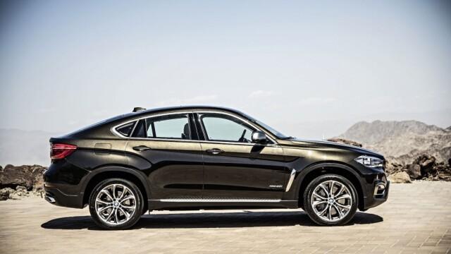Noul SUV BMW. Lansarea-eveniment a masinii care poate schimba istoria marcii. GALERIE FOTO - Imaginea 6