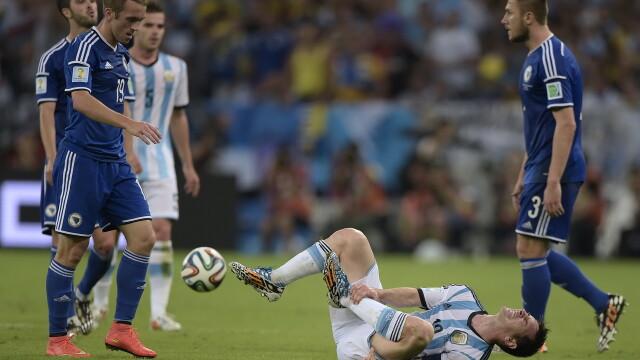 Campionatul Mondial de Fotbal 2014. Brazilia intalneste Olanda in finala mica, Argentina se lupta cu Germania pentru trofeu - Imaginea 12