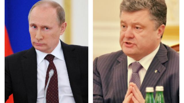 Criza in Ucraina. Petro Porosenko urmeaza sa anunte o incetare a focului in estul tarii: Planul de pace incepe cu ordinul meu