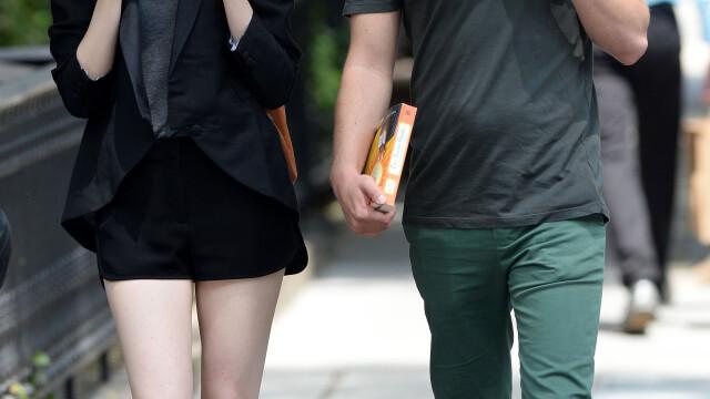 Emma Stone si Andrew Garfield