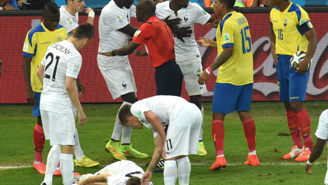 Campionatul Mondial de Fotbal 2014. Selectionerul Ecuadorului cere o ancheta: \