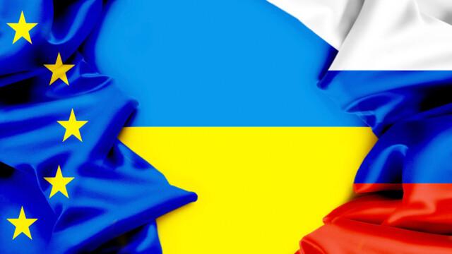 ucraina intre rusia si UE
