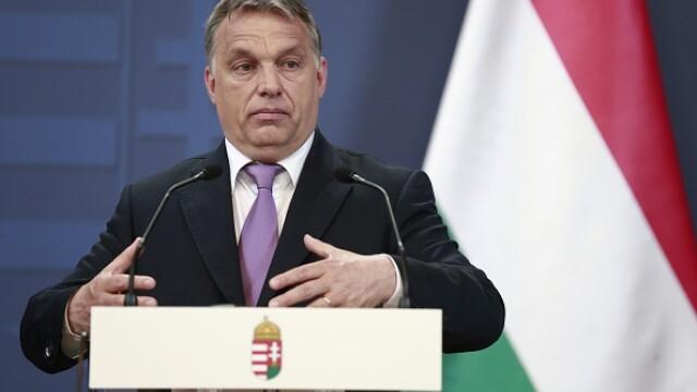 Explicatia lui Viktor Orban pentru decizia controversata de a pune gard la granita cu Serbia:Nu vom astepta solutia europeana